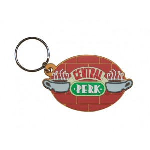 Friends Rubber Keychain Central Perk 6 cm