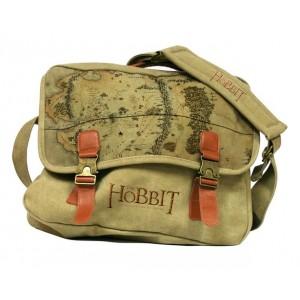 Sac à bandoulière Hobbit : Terre du milieu