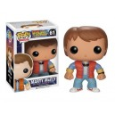 Figurine Marty McFly de Retour vers le futur - Pop! Vinyl 10cm