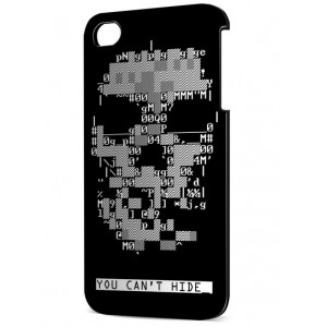 Coque iPhone 5 Watch Dogs : Skull