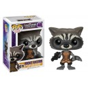 Guardians of the Galaxy POP! Vinyl Bobble-Head Rocket Raccoon 10 cm