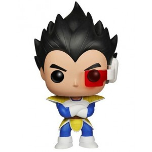 Figurine Vegeta de Dragon Ball Z - Pop! Vinyle
