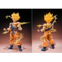 Figurine Sangoku Figuarts Zero DBZ Super Saiyan