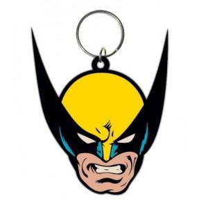 Porte-clé Wolverine des X-Men 6cm