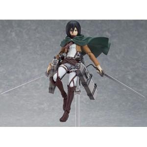 Statuette Mikasa Ackerman 15 cm Figma - L'attaque des titans