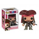 Figurine Jack Sparrow de Pirates des Caraïbes - POP! Vinyl 10 cm