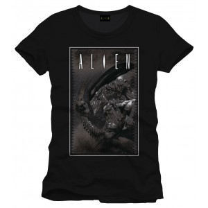 Alien T-Shirt Cover To Be Or Not