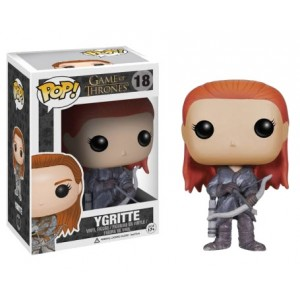 Figurine Ygritte de Game of Thrones - Pop! Vinyl