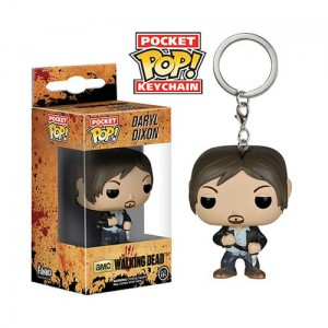 Porte-clés Daryl Dixon de The Walking Dead version POP! Vinyl