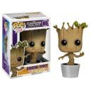 Guardians of the Galaxy POP! Vinyl Bobble-Head Dancing Groot 10 cm