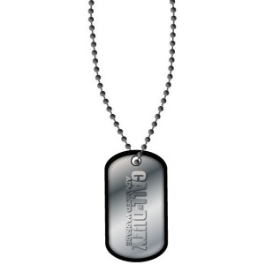 Pendentif Dog tag Call Of Duty Modern Warfare