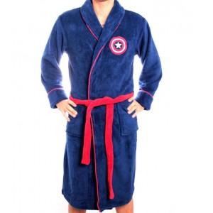 Robe de chambre Captain America