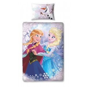 Frozen duvet set 135x200cm reversible