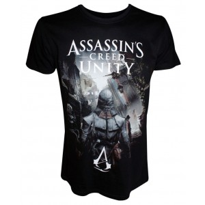 T-Shirt Assassin\'s Creed Unity : Arno dans Paris