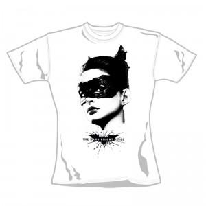 T-Shirt Catwoman (Femme) de The Dark Knight Rises : Visage