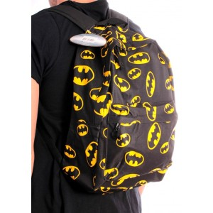 Sac à dos Batman all over 42x30cm :  DC comics
