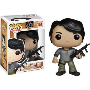 Figurine Glenn Rhee prison Pop! vinyle - The Walking Dead