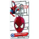 Spider-Man metal keychain
