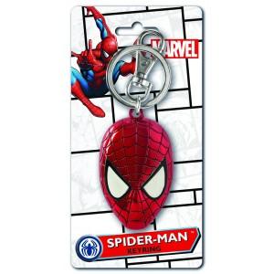 Porte-clé Spider-Man en métal