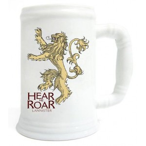 Chope Lannister céramique - Game Of Thrones
