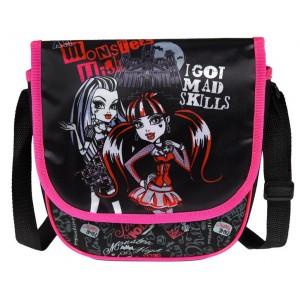 Mini-sac à bandoulière Monster High : I got Mad Skills