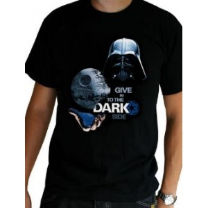 "T-Shirt Star Wars, ""Dark Side"""