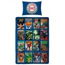 DC Comics Collection reversible duvet set 135x200c