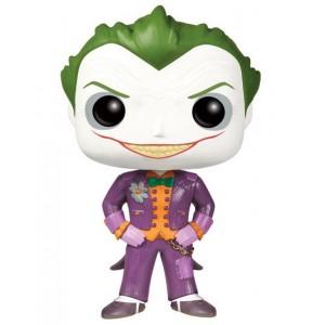 Figurine Joker dans Batman Arkham Asylum POP! Vinyl 10cm