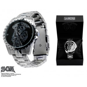 Sons Of Anarchy montre Grim Reaper