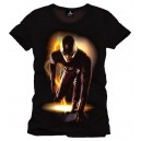 T-shirt The Flash homme : Go To Start