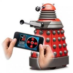 Dalek télécommandé Bluetooth - Doctor Who