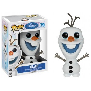 Figurine Olaf Pop! 10cm - La Reine des neiges