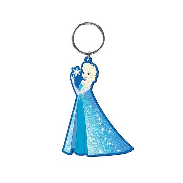 Porte cl s elsa la reine des neiges for Decoration porte reine des neiges