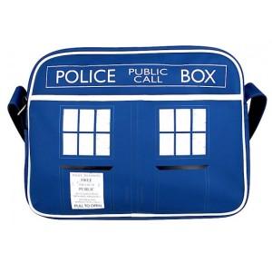 Sac à bandoulière Tardis - Doctor Who