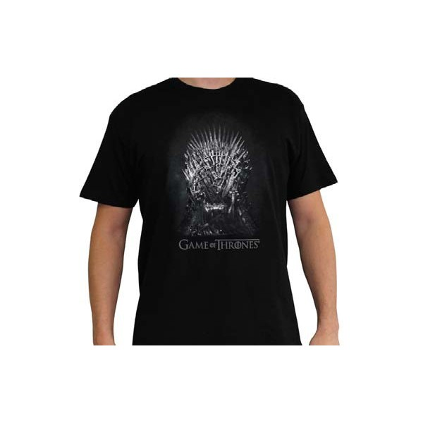 Iron Throne Of Game Of Thrones T Shirt
