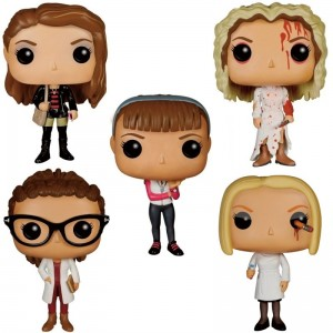 Pack 5 figurines pop! Orphan Black