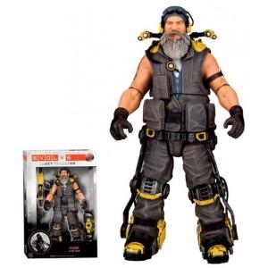 Figurine Hank d'Evolve collection Legacy