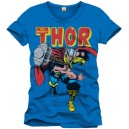 T-shirt Thor The Mighty bleu