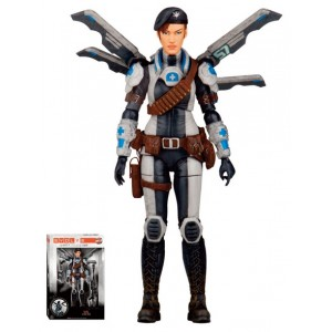 Figurine Val d'Evolve collection Legacy