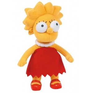 Plush Figure Lisa 31 cm - Simpsons