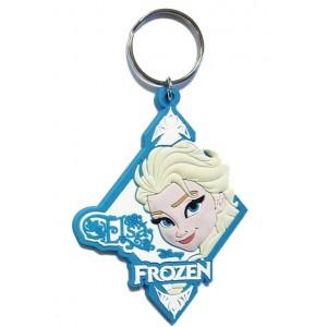 Porte-clés Elsa, visage - Frozen