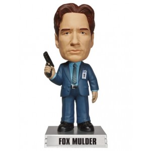 Figurine bobble head Fox Mulder 18cm - The X-Files