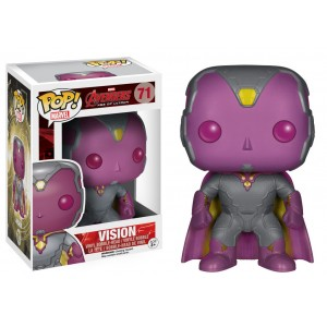 Figurine Vision 10cm The Avengers 2 Age Of Ultron POP! Vinyl