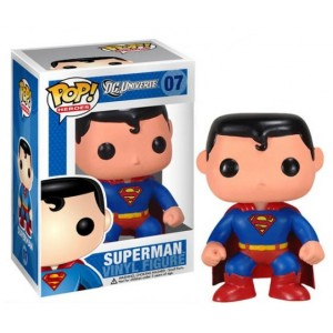 Figurine Pop! Vinyl Man Of Steel