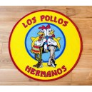 Rug Los Pollos Hermanos 90 x 90 cm - Breaking Bad