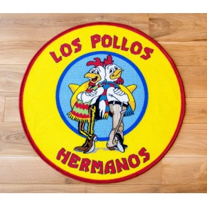 Tapis Los Pollos Hermanos 90cm - Breaking Bad