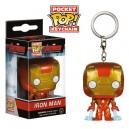 Porte-clés Iron Man - Avengers 2 - version POP! Vinyl