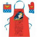 Wonder Woman kitchen-set : face