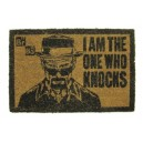 Paillasson Breaking Bad Heisenberg : I am the one who knocks 40x60cm