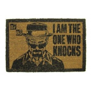 Paillasson Breaking Bad : I am the one who knocks 40x60cm
